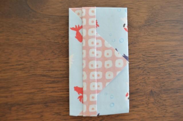 お盆玉の袋はどうする?ポチ袋の簡単な折り方や100均はどうなのかを検証!
