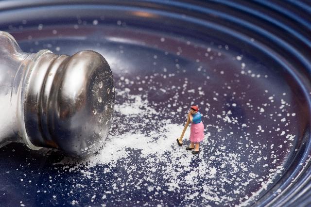 減塩料理はコツ次第で美味しく!工夫は調味料以外でも!食べ方の工夫もご紹介!