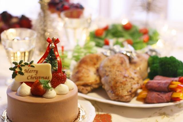 クリスマスパーティーをママ友と自宅でするなら料理は?おもてなしの簡単なアイデアもご紹介!
