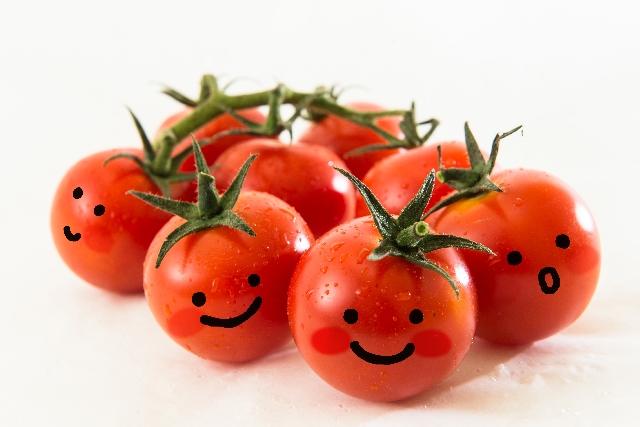 離乳食のミニトマトは皮が面倒!プチトマトの湯むきより簡単な冷凍剥きをご紹介♪