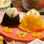 ひな祭りの1歳メニューは?レシピと実際に作ったひな祭りプレートをご紹介します!