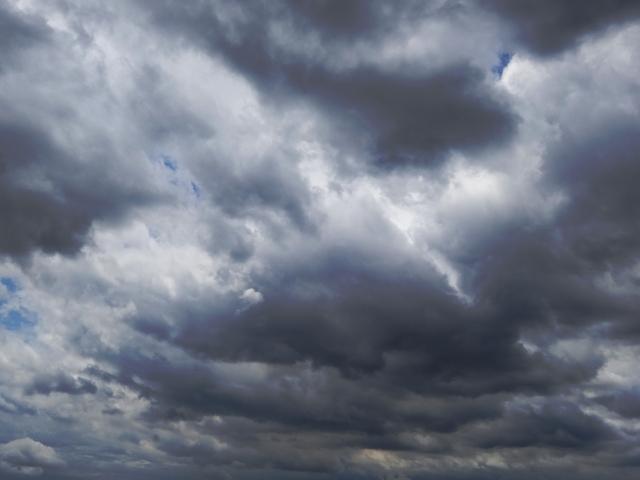 熱中症曇りの日