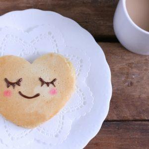 バレンタインはパパに手作りしよう!2歳の娘と一緒にお菓子とカードを作ってプレゼント!
